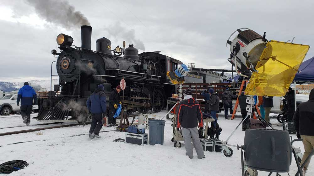 Ely Film Festival and the Northern Nevada Railway